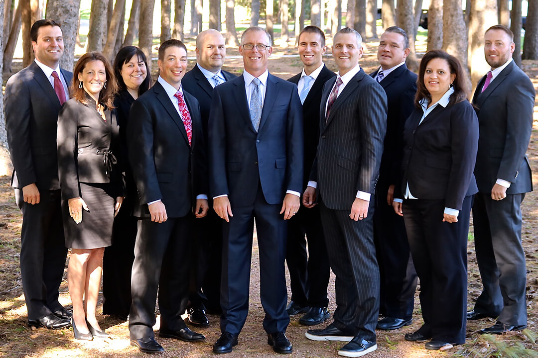 Heckmann Financial Team